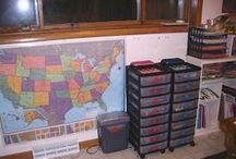 Homeschool: Workboxes