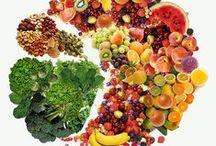 Eating Vegan/ Raw / Eating fully raw: fruits & veggies