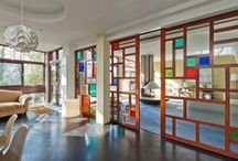 Home Sweet Home - Nooks, Crannies, Hallways & Stairways