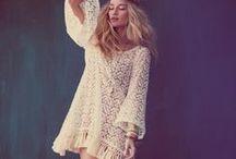 fashion | lace & crochet