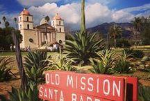 California Missions / by Scott Sanders