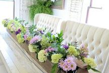 Spring Bride Style / Here's some inspiration for an awesome spring wedding.