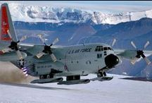 Aircraft - Transport / by Scott Sanders