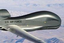 Aircraft - Reconnaissance  / by Scott Sanders
