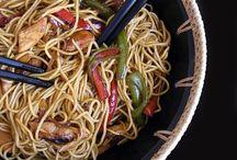 cookbook | pasta & noodles