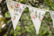 Craft Corner: Garlands, Banners, Bunting