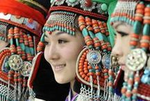 Asia, Central Region: Kazakhstan, Uzbekistan, Tajikistan, Turkmenistan and Kyrgyzstan, Mongolia / Central Asia can include: The Central Asian republics of UN Regional Code 143: Kazakhstan, Uzbekistan, Tajikistan, Turkmenistan and Kyrgyzstan, Mongolia  / by Kimberly Wies