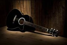Music - Guitar / by Kimberly Wies
