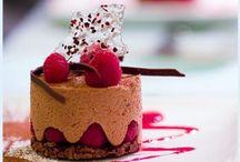 Plated Desserts & Presentation