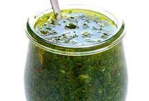Marinades, Sauces, & Condiments