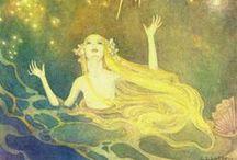 art ~ fantasy / by Cheryl Reyes of Reyes of Holistic Healing ~ Spiritual Therapist