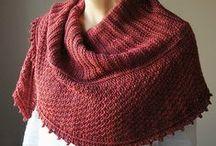 Knitting: Shawls