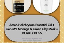 Essential Oils for Face, Skin, and Hair / by Cindy Peden