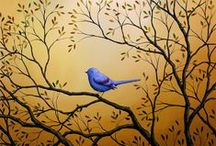Art - Birds / by Kimberly Wies