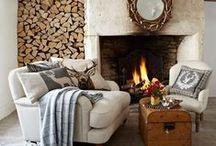 Winter Warm Spaces