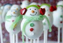 Christmas & Wintertime: Festive Eats