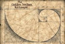 Fibonacci / fibonacci sequence | golden section | golden ratio | golden spiral | golden mean | sacred geometry
