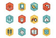 Icon design / icon | iconography | pictograms | illustrations