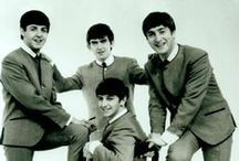 John, Paul, George and Ringo / My never ending love affair with The Beatles!