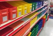 Teacher Organization / Staying organized as a busy teacher is not easy. Check out this board full of inexpensive (or FREE!) tips and tricks for organizing your time, curriculum, and teaching resources. From binders to back to school, I've got you covered! Check out more at MrsBeattiesClassroom.com