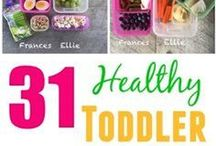 Izzy's lunchbox / Toddler lunch ideas picky toddlers lunches for toddlers