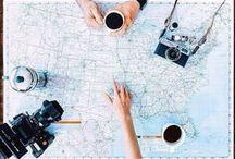 Travel   Adventure awaits / Travel around the world. Adventure awaits everywhere.
