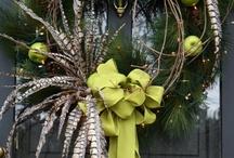 Every Door Needs a Wreath / by Lisa Kinzel