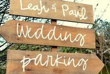 inspire//wedding / by Leah Gaeddert   {lavender & clover}
