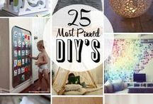 DIY and Crafting Ideas / by Pamela Melby