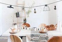 decor//dining room / by Leah Gaeddert   {lavender & clover}