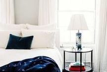 decor//bedroom / by Leah Gaeddert   {lavender & clover}