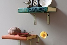 Home Decor Love / Inspired by primitive, retro, shabby chic, and vintage.  / by Jen