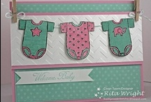 Baby cards / by Cathy Lay