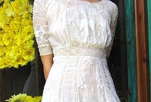 fashion - white dresses