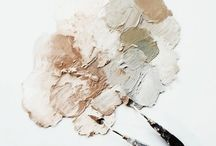 pretty neutral / Neutral shades make me feel relaxed. And so much mood and tone can be achieved with only these pale, beautiful colors! Perhaps it's all I need... except that occasional pop of color.