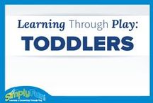 Toddler Games: Award-Winning Learning / Experience SimplyFun's award-winning learning resources for Toddlers.http://bit.ly/MBExKN / by SimplyFun