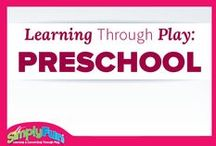 Preschool: Award-Winning Learning / Experience SimplyFun's award-winning learning resources for preschoolers. http://bit.ly/1hqvQPo / by SimplyFun