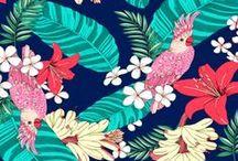 Patterns & Prints / by OndadeMar Swimwear