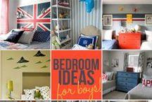 HOUSE: Bedroom (Boys) / by Carla Honaker