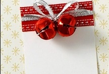 Christmas gift tags / by Cathy Lay