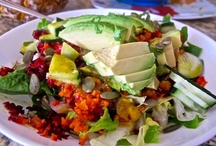 Vegan Salads, Dressings and Sauces! / by Beth Vannoy