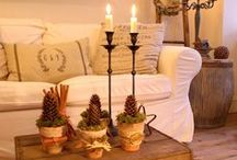 HOUSE: Decorating / by Carla Honaker