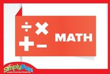 Math Games / Games you can learn from and have fun.  / by SimplyFun