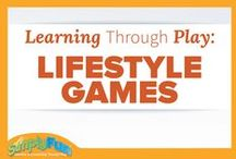 Lifestyle Games / by SimplyFun