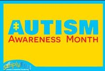 Autism Awareness / Learn more about everything we have been working on in support of Autism Awareness http://bit.ly/PYJRuc  / by SimplyFun