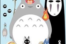 Studio Ghibli / by Peg Zimbo