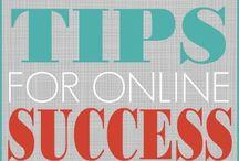 Website tutorials