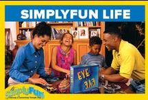 Lifestyle Photos  / SimplyFun is a lifestyle! Check out these kiddos having a blast while playing their favorite SimplyFun games, wahoo! use the #SimplyFun to show us your favorite pictures and you might just see them on this board!  / by SimplyFun