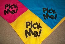 Adoption Bandanas / Pick Me! / by Tricia Boone