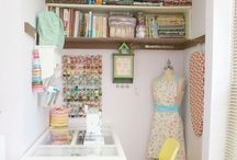 Girl shed. / craft
